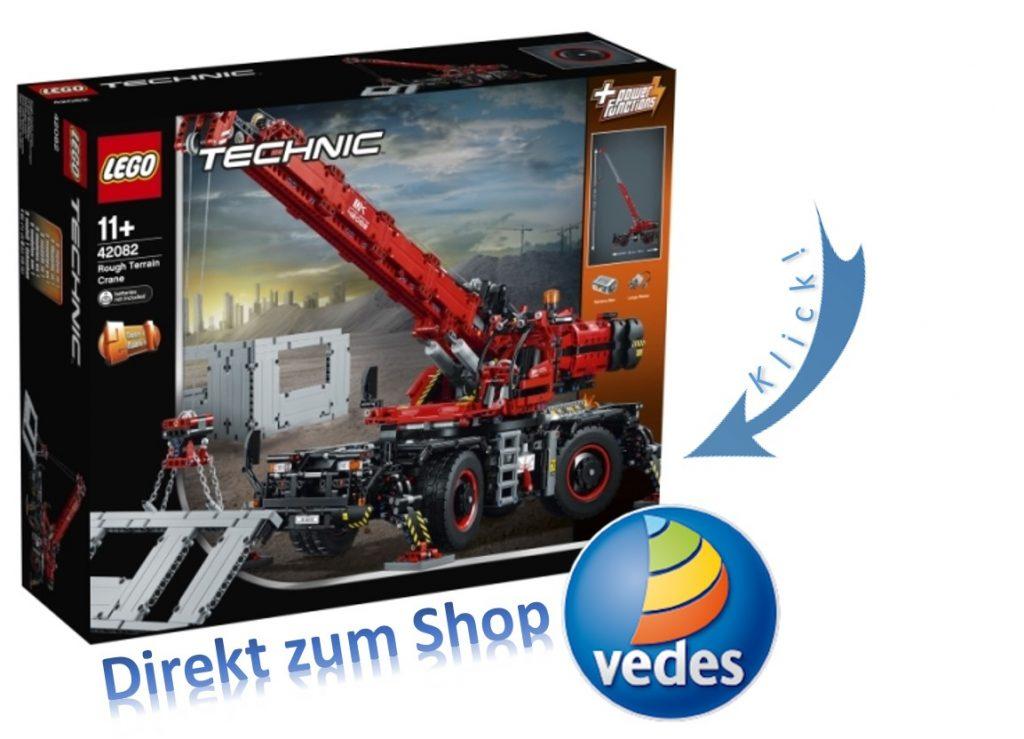 Bild für Shoplink zu Vedes Lego Ruff Terrain Crane